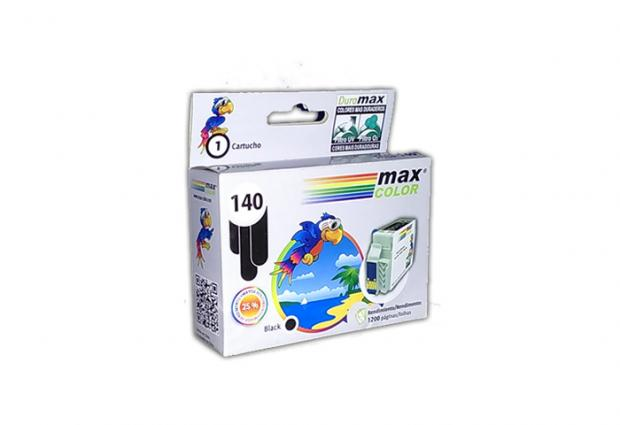 TINTA CARTRIDGE NEGRO 140 EPSON COMPATIBLE
