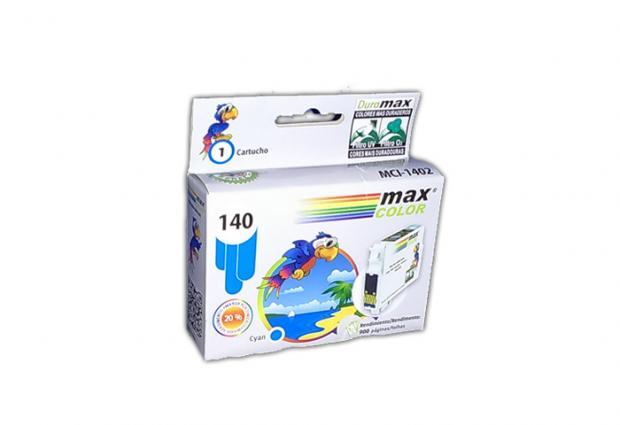 TINTA CARTRIDGE CYAN 140 EPSON COMPATIBLE