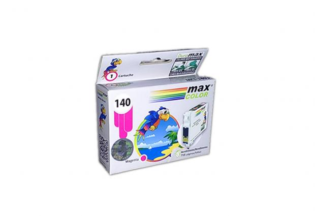 TINTA CARTRIDGE MAGENTA140 EPSON COMPATIBLE